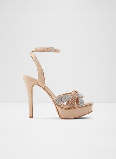 Aldo Adredith - Bej Kadin Yüksek Topuklu Sandalet Bej